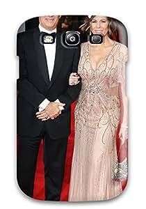 Lucas B Schmidt's Shop 0H18BT8EU9SFRKMO Defender Case For Galaxy S3, Tom Hanks And Rita Wilson Picture Pattern