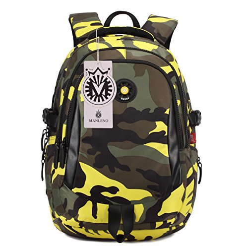 Manleno Backpack Outdoor Daypack School product image