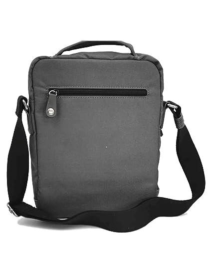 Matties Bags Reportero para Tablet Negro/Gris 31cm 0.6Kg: Amazon.es: Equipaje