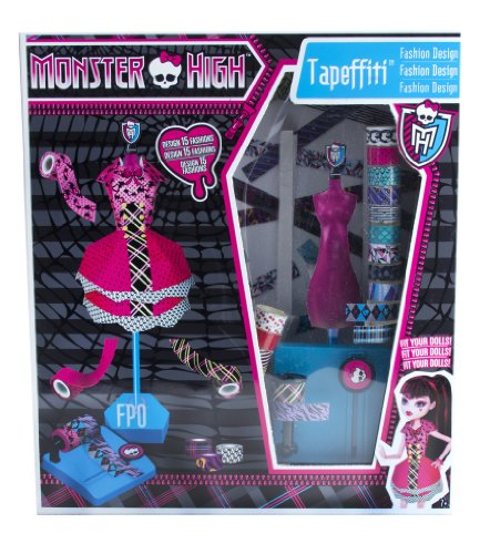 Monster High Tapeffiti Fashion Design product image
