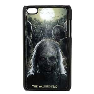 iPod Touch 4 Case Black The Walking Dead jux