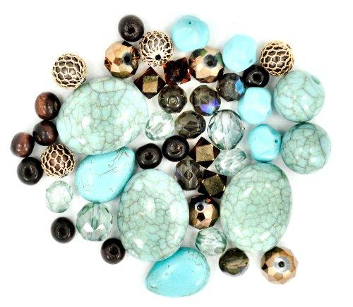 Jesse James Beads 5912 Design Elements Desert Springs, Multicolored by Jesse James