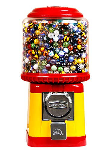 Beaver Vending Machines - Beaver Vending Machine Southern-16 Yellow to Vend Toys