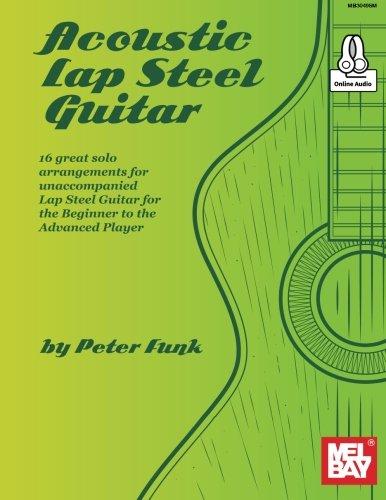Acoustic Lap Steel Guitar - 5