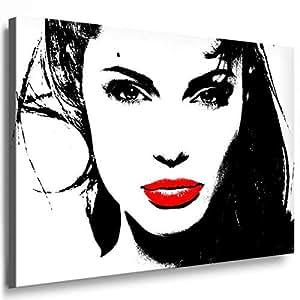 Art On Canvas - Frame 100x70x2cm Movie 7012