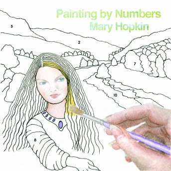 amazon painting by numbers mary hopkin メアリーホプキン ロック