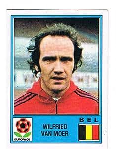 No.170 - Wilfried Van Moer - Belgium BEL - Europa 80 - Panini