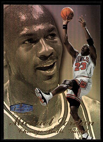 1997-98 Flair Showcase Row 3 #1 Michael Jordan Chicago Bulls - NM-MT ()
