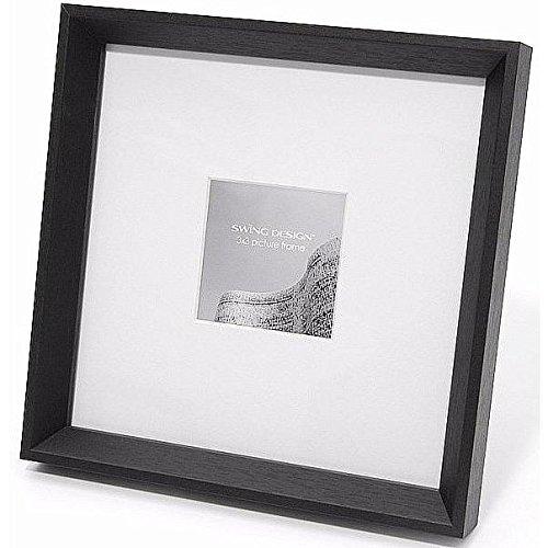 Amazon com - The Original Sutton Black 7x7/3x3 matted Frame