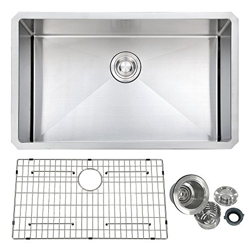 Stainless Steel Sink Mounting System - 5