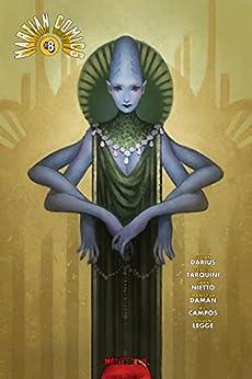 Martian Comics #8 by [Darius, Julian]