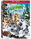 Alpha & Omega 2: A Howl-iday Adventure [DVD + Digital]