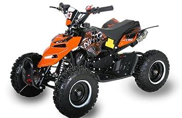 Nitro Motors - ATV Quad Repti - Mini quad para niños (llanta ...
