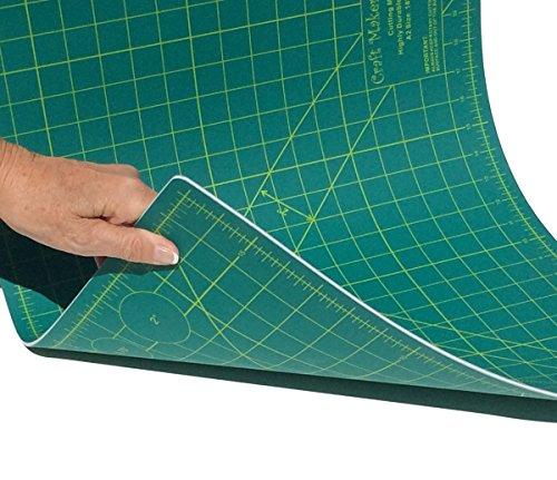 Craft Maker Tools 24x36 Inch Self Healing Cutting Mat