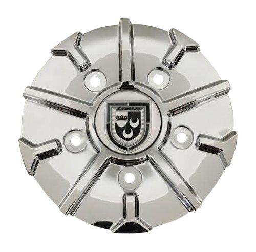 - Lexani Wheels LX-20 C-314-1 LG0809-54 Chrome Wheel Center Cap
