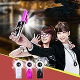 Portable LED Camera Lens Flash Light Photography Selfie for iPhone Mobile Phone (Random: Color)