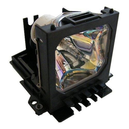 Watoman SP-LAMP-016 オリジナル交換用プロジェクターランプ ハウジング付き r Infocus CP-SX1350 CP-X1230 CP-X1250 EDP-X900 LP850 MP4100 SRP-3540 / Ask C440 C450 C460 プロジェクター用   B07H23S37B