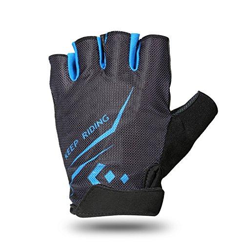 Hicool Summer Half Finger Breathable Gloves