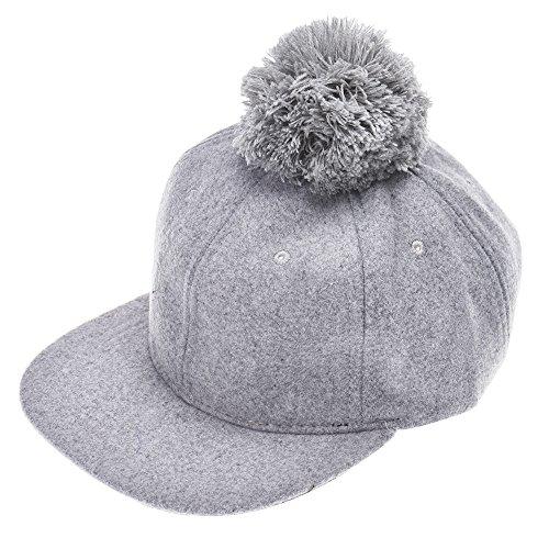 Old Navy Fleece Mittens Hat (Mikey Store 日语 Children Boys Girls Baseball Hat Hip-hop Cap (Gray))
