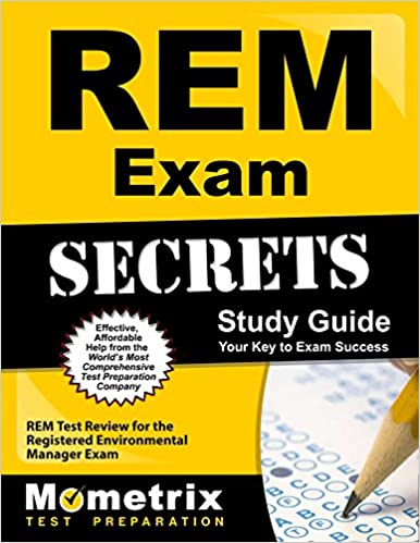 Study Notes for the REM Exam Study Guide: REM Test Review