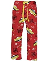 Big Bang Theory Bazinga! Knit Sleep Pants
