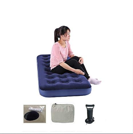 Colchón de aire inflable del colchón de aire - Colchones de aire Colchón inflable durmiente del