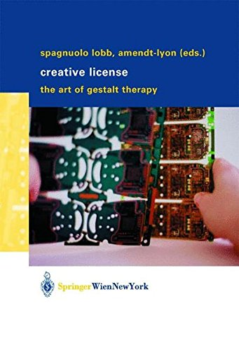Creative License: The Art of Gestalt Therapy by Brand: Springer