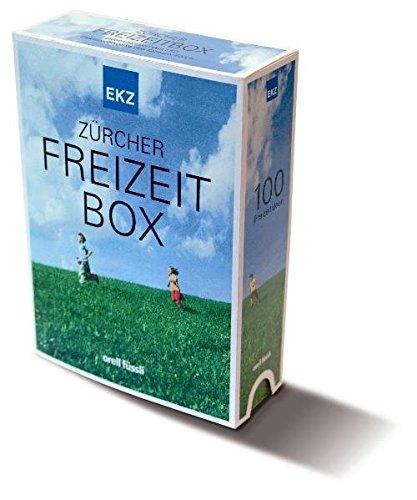 Zürcher Freizeit-Box: 100 Ausflüge im Kanton Zürich