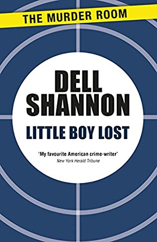 book cover of Little Boy Lost