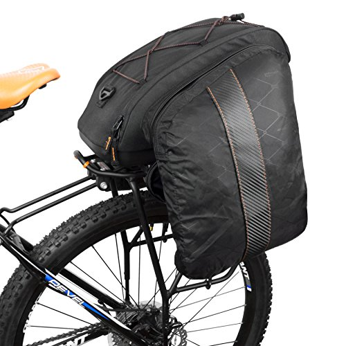 Ibera Bicycle Commuter MultiMount Panniers product image