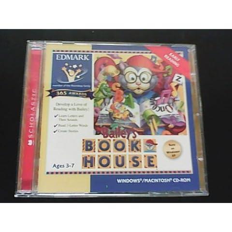 947589574f Edmark Bailey s Book House WindowsXP Macintosh CD-ROM