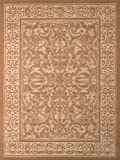 United Weavers of America Dallas Baroness Rug, 8 x 10', Beige