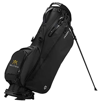 Amazon.com: Miura Lite Stand Bag Black: Sports & Outdoors