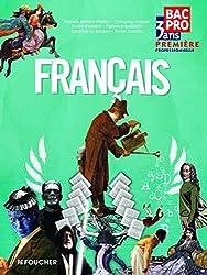 Français 1e Bac pro 3 ans