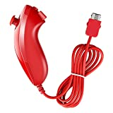 Cheap Prous XW09 WII Nunchuck For Nintendo Wii-Red