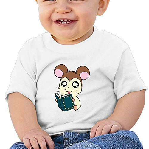 KIDDOS Infants &Toddlers Baby's Kawayi Mouse Reading Tee - Game Boy Star Trek
