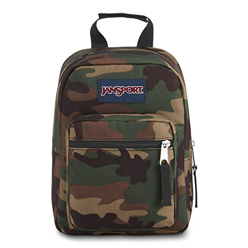 JanSport Big Break Lunch Bag - Surplus Camo - Insulated