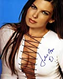 Jules Asner Autographed Preprint Signed Photo 2
