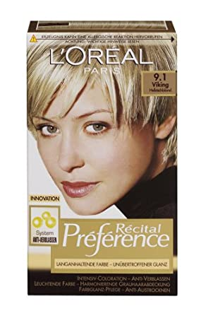 Haarfarbe loreal excellence 9 1