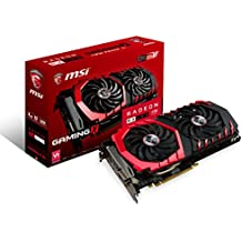MSI GAMING Radeon RX 480 GDDR5 4GB CrossFire VR Ready FinFET DirectX 12 Graphics Card (RX 480 GAMING X 4G)