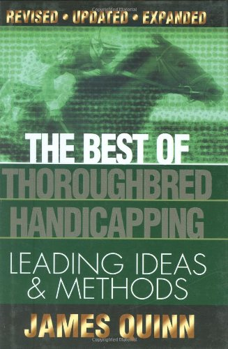 The Best of Thoroughbred Handicapping: Leading Ideas for sale  Delivered anywhere in USA