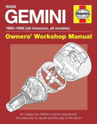 NASA Gemini 1965-1966, Owners' Workshop Manual [David Woods - David M. Harland] (Tapa Dura)