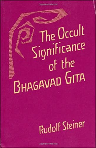 The Occult Significance of the Bhagavad Gita: 9 lectures