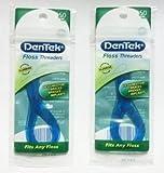 Dentek Floss Threaders, 50 Ct (Pack of 2)