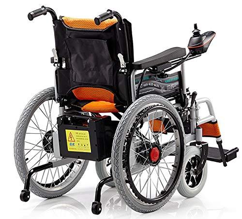 QZPM Silla de Transporte for discapacitados de Acero al ...