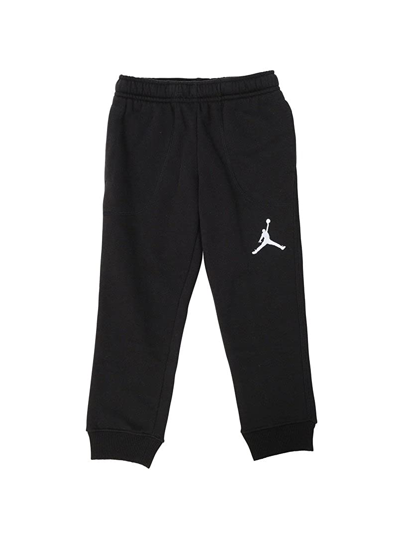 4bd12c7ec2e353 Amazon.com  Nike Air Jordan Boys Athletic Sweatpants - Black  Sports    Outdoors