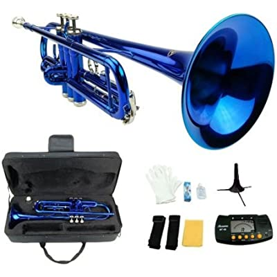merano-b-flat-blue-silver-trumpet