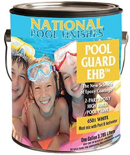 - Pool Guard EHB - Epoxy High Build - 2 Gallon Kit - Royal Blue