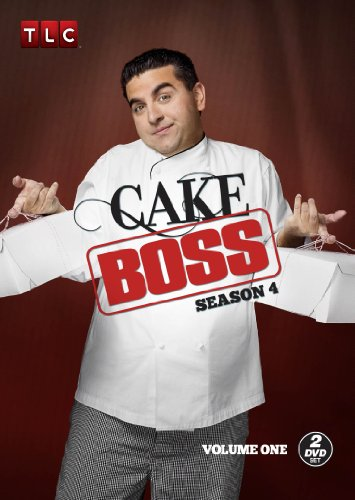 cake boss season 1 dvd - 2