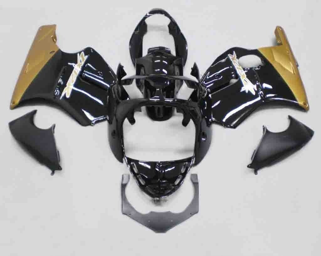 Amazon.com: 01 1 Set Injection ABS Fairing Kit Painted ...